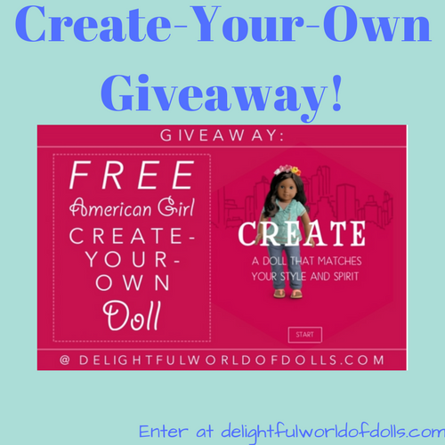 Create-Your-Own Giveaway!