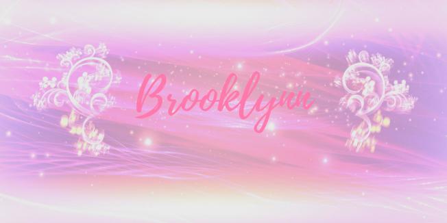 Brooklynn sign out