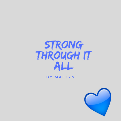 Strong Through It all opening