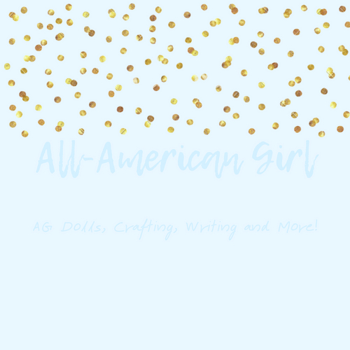 All-American Girl button